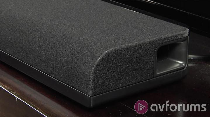 Yamaha Yas 105 Soundbar Review Avforums