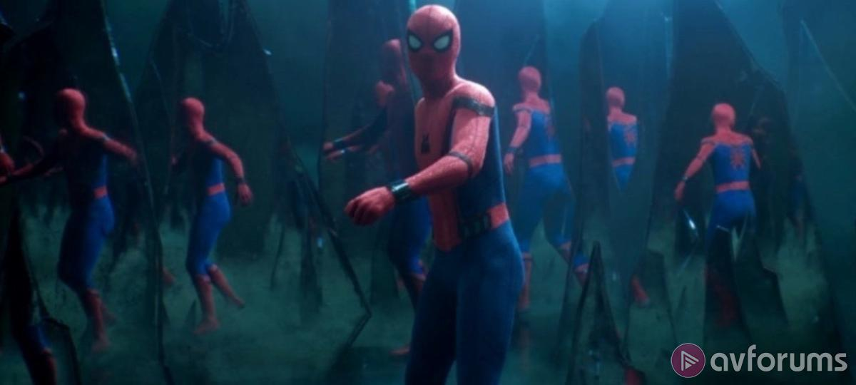 Spider-Man: Far from Home 4K Blu-ray