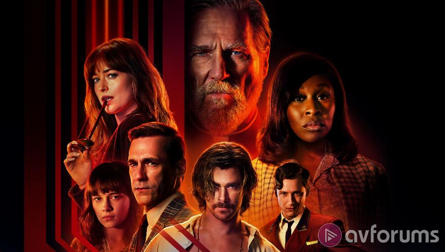 Bad Times at the El Royale 4K Blu-ray Review