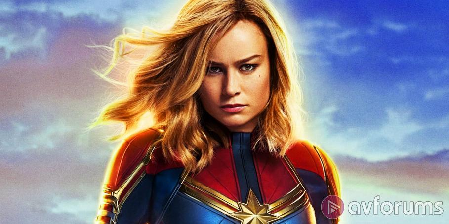 Captain Marvel 4K Blu-ray Review