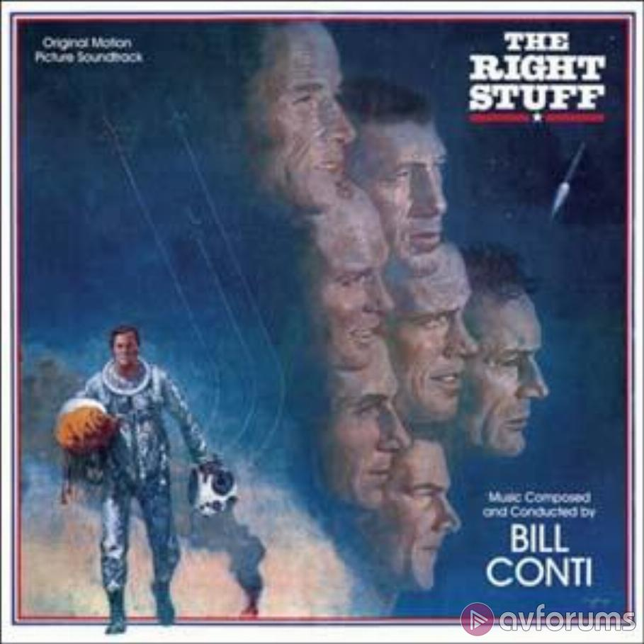 The Right Stuff - Original Motion Picture Soundtrack Soundtrack Review