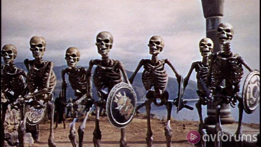 Jason And The Argonauts Blu-ray Review