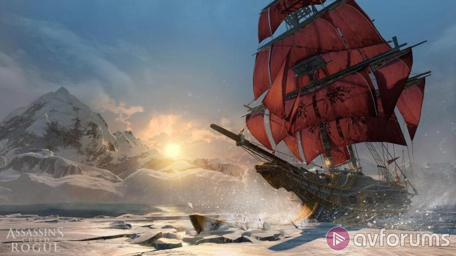Assassin's Creed: Rogue PlayStation 3 Review