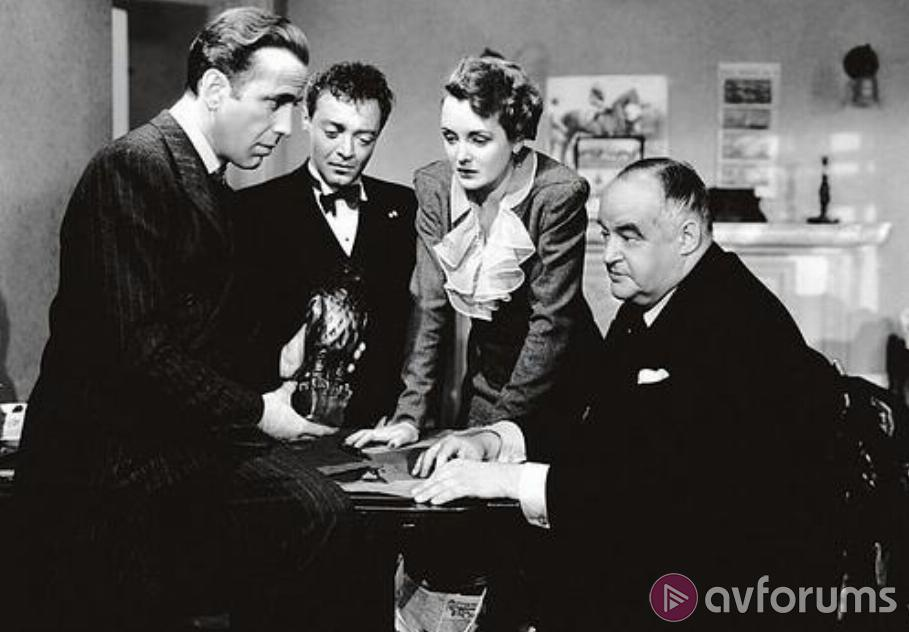 The Maltese Falcon Blu-ray Review