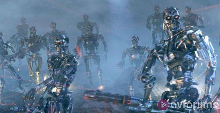 Terminator 3: Rise Of The Machines Blu-ray Review