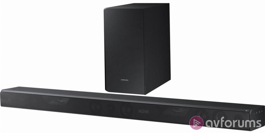 Samsung HW-K850 3 1 2 Dolby Atmos Soundbar Review | AVForums