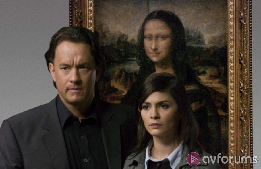 The Da Vinci Code: Extended Cut, 2 Disc Set Blu-ray Review