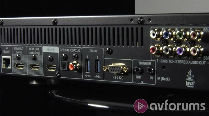 Oppo UDP-203 Connections & Control