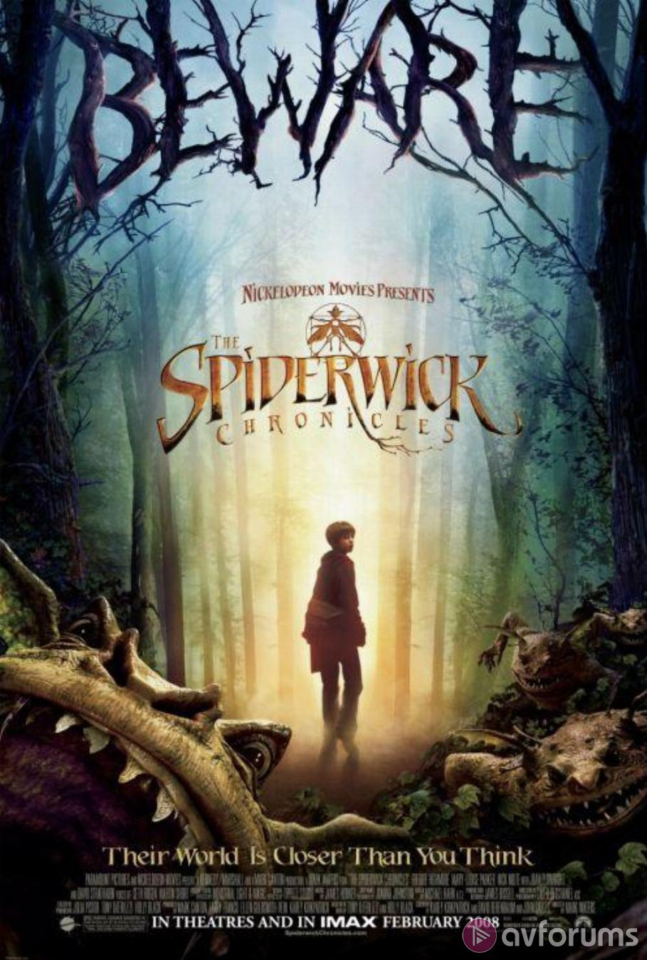 The Spiderwick Chronicles Review