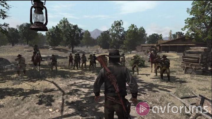 4. Red Dead Redemption