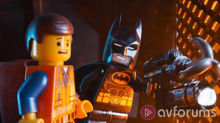 The Lego Movie The Lego Movie Blu-ray Extras