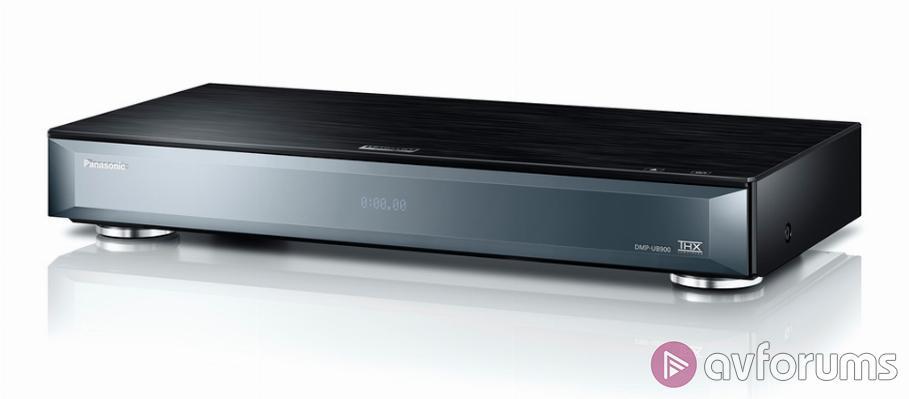 Panasonic DMP-UB900 4K Ultra HD Blu-ray Player Review | AVForums