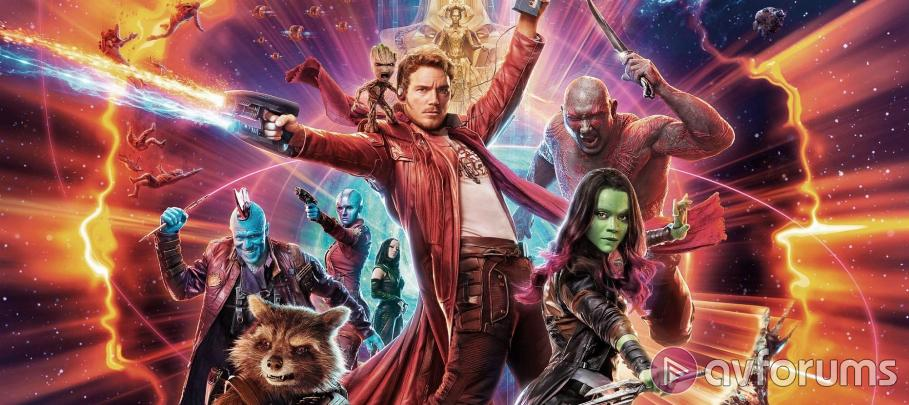 Guardians of the Galaxy Vol. 2 Ultra HD Blu-ray Review