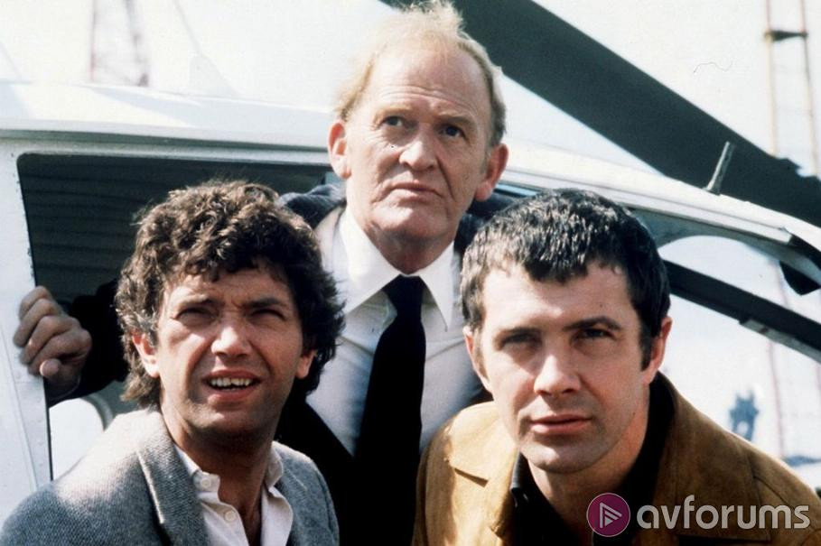 The Professionals MkII Blu-ray Review