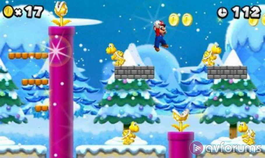 New Super Mario Bros 2 3DS Review