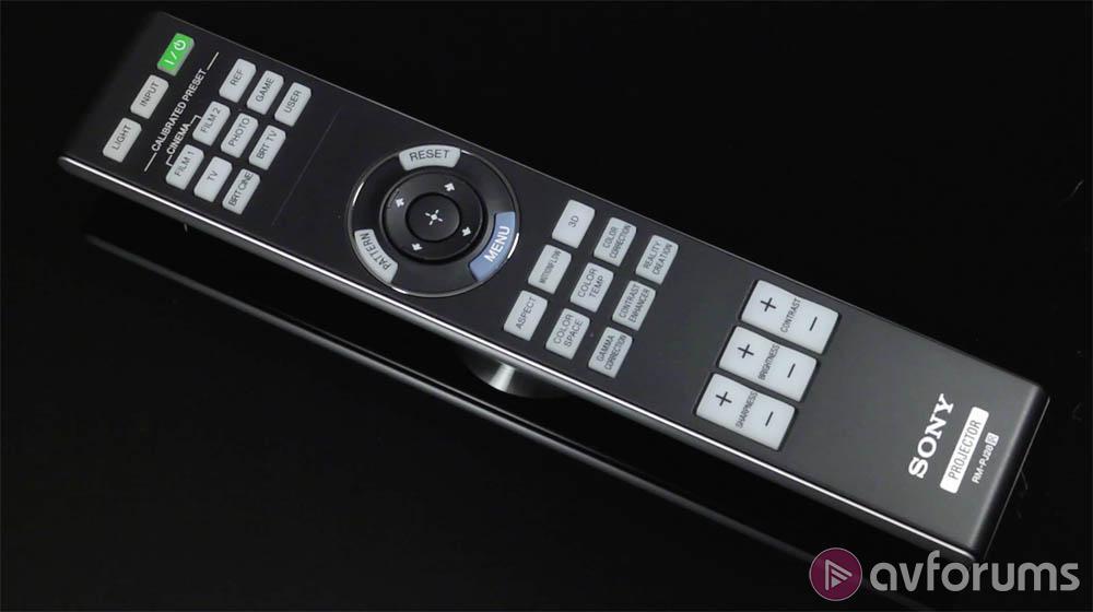 Sony VPL-VW260ES 4K Ultra HD HDR SXRD Projector Review | AVForums