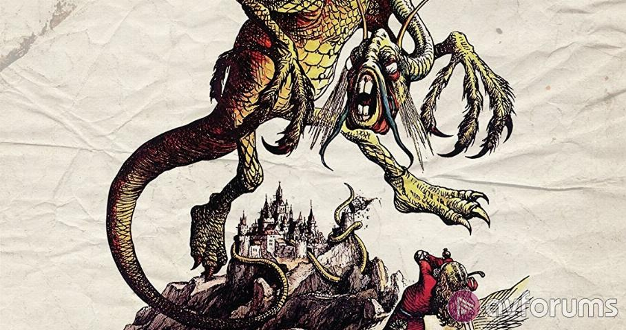 Jabberwocky Blu-ray Review