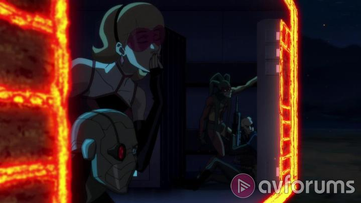 Suicide Squad: Hell to Pay Sound Quality