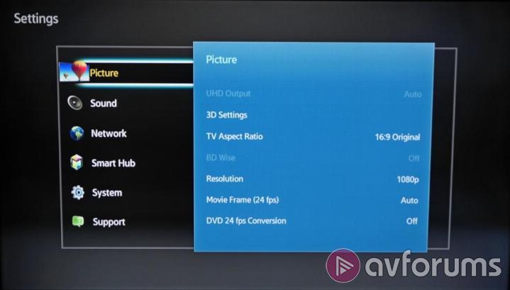 Samsung BD-H6500 3D Blu-ray Player Review | AVForums