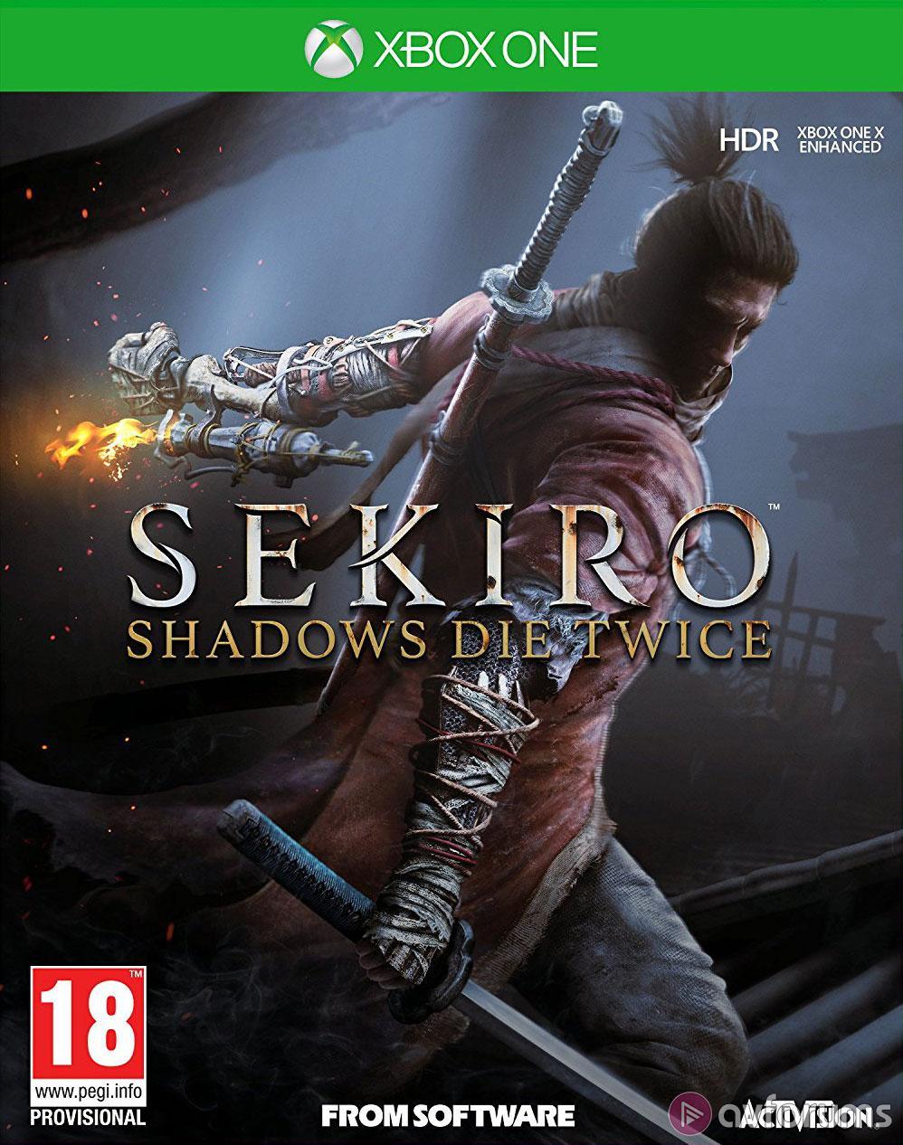 New Xbox One Games 2019 Sekiro: Shadows Die Twice Xbox One Game   AVForums