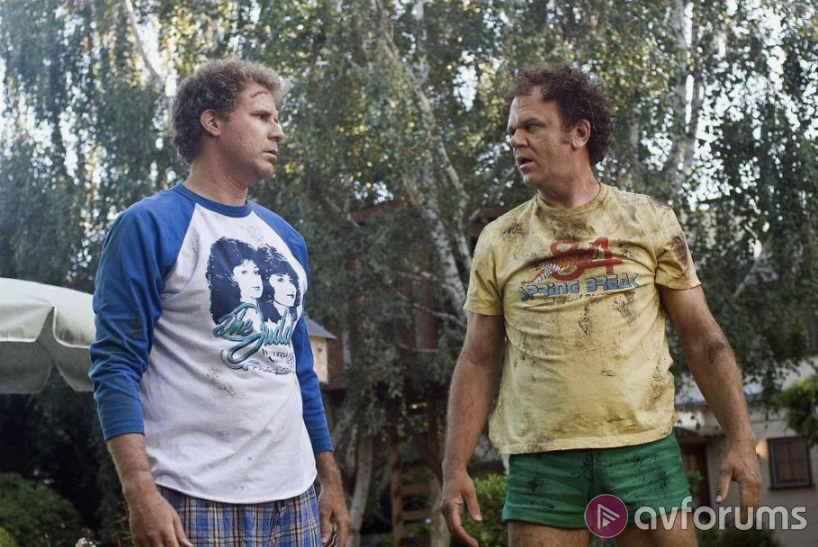 Step Brothers: 2 Disc Unrated Edition Blu-ray Review