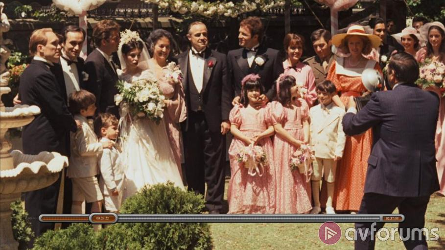 The Godfather - The Coppola Restoration Blu-ray Review