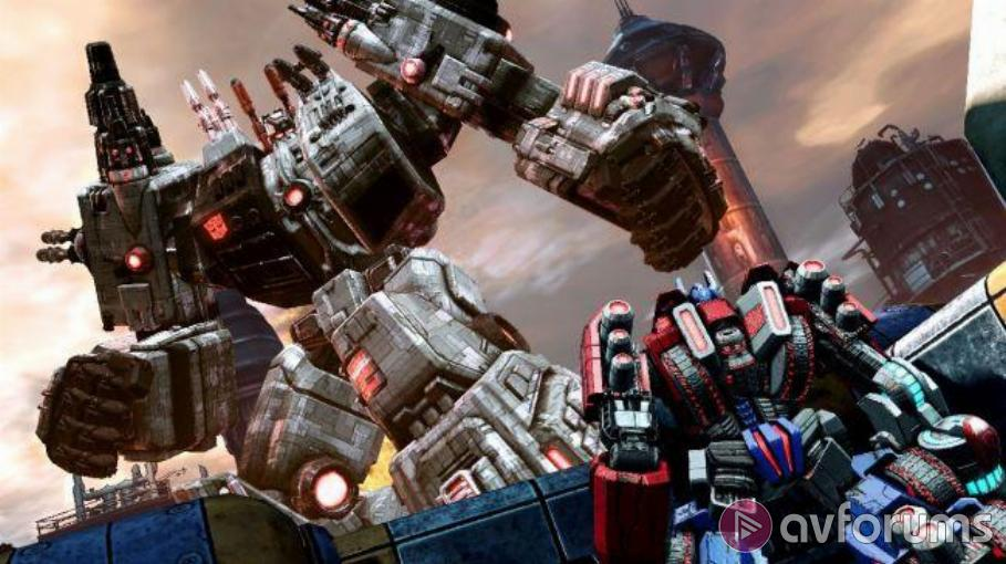 Transformers: Fall of Cybertron Xbox 360 Review