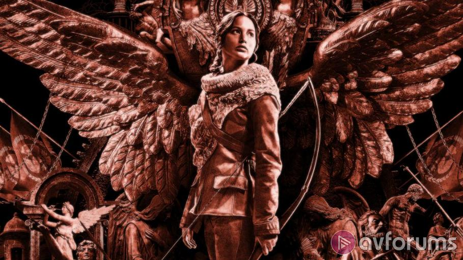 The Hunger Games: Catching Fire Blu-ray Review