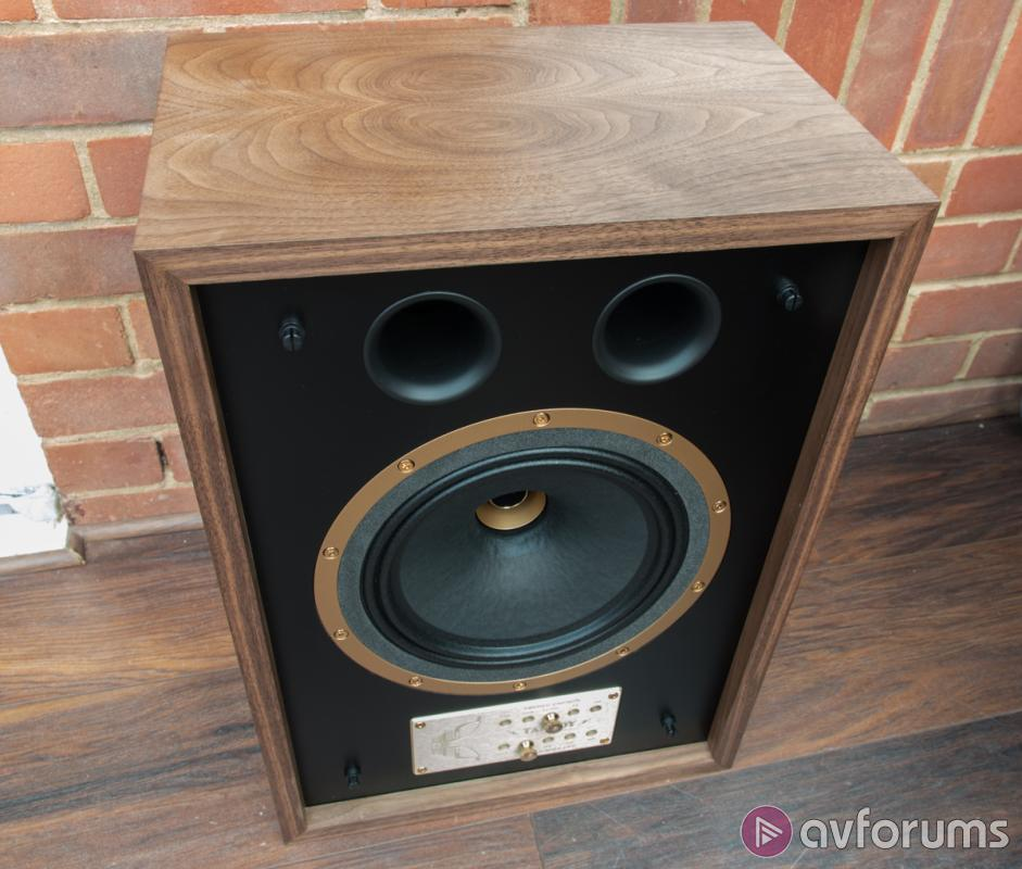 Tannoy Legacy Eaton Standmount Speaker Review Avforums