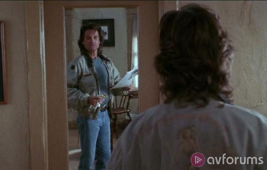 Tango & Cash Blu-ray Review