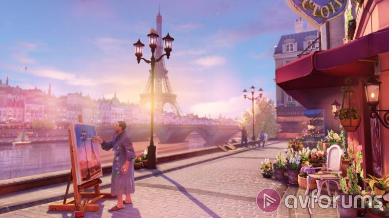 Bioshock Infinite: Burial at Sea - Episode 2 Always a city.