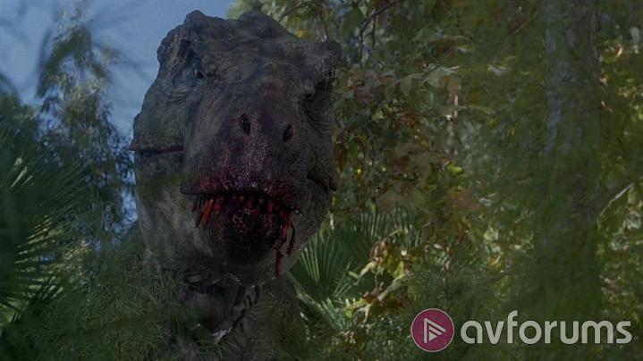 Jurassic Park III 4K Blu-ray Review   AVForums