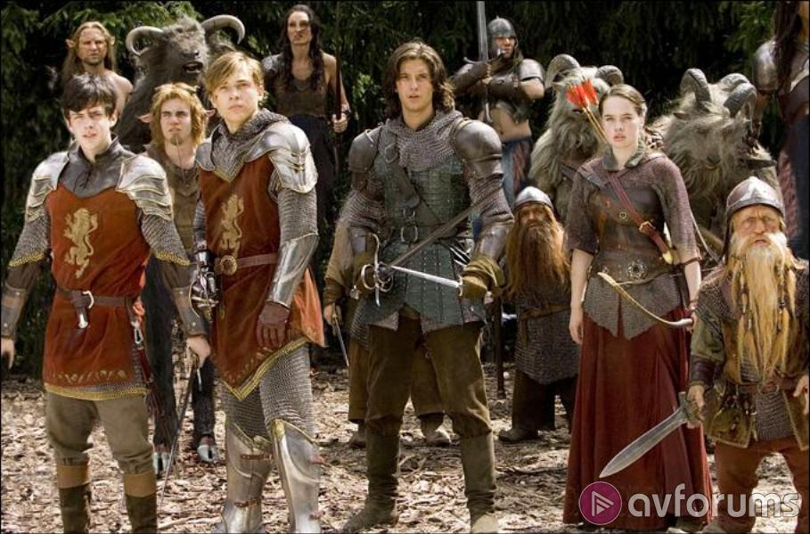 The Chronicles of Narnia: Prince Caspian Blu-ray Review