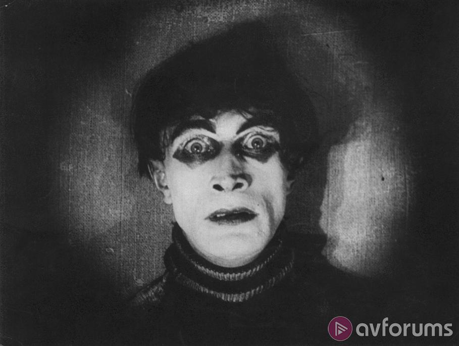 The Cabinet of Dr. Caligari Blu-ray Review | AVForums on