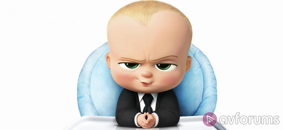 The Boss Baby Ultra HD Blu-ray Review