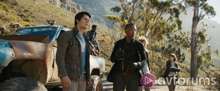 Maze Runner: The Death Cure Death Cure 4K Extras