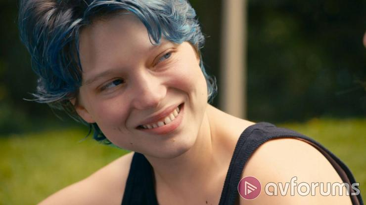 Blue is the Warmest Colour What is Blue is the Warmest Colour Blu-ray Sound Quality