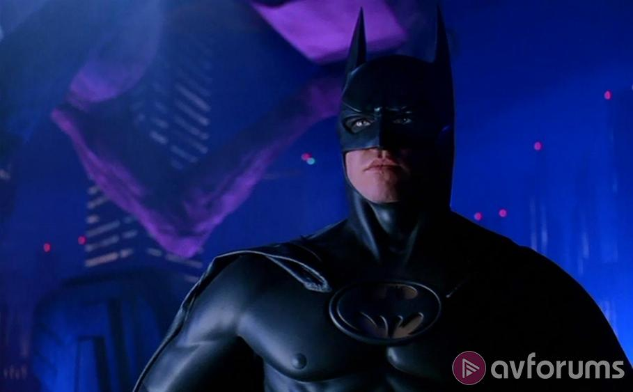 Batman Forever 4K Blu-ray Review