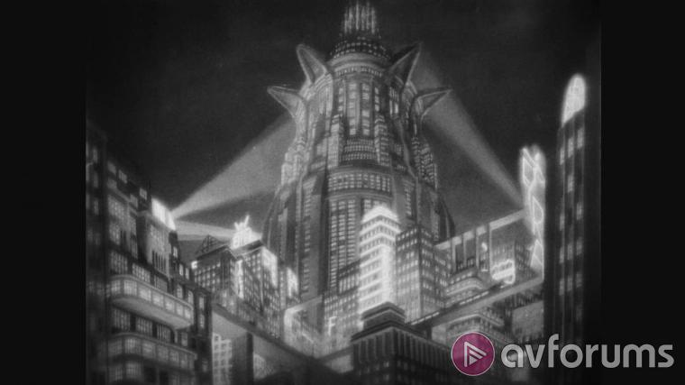 Metropolis Blu-ray Picture Quality