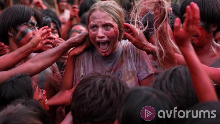 The Green Inferno Picture Quality
