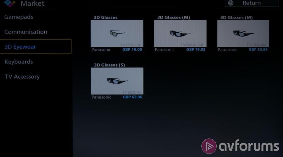 Panasonic Smart TV System 2014 Review   AVForums
