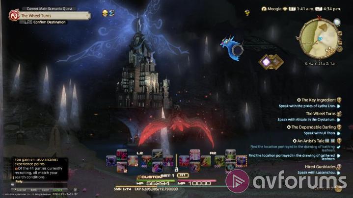 Final Fantasy XIV: Shadowbringers Review (PS4) | AVForums