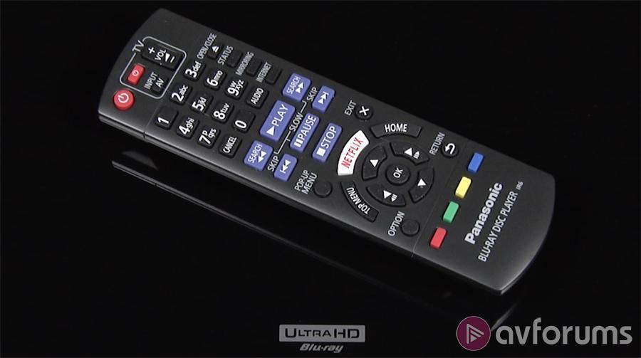 Panasonic UB700 Review | Panasonic DMP-UB700 Review | AVForums