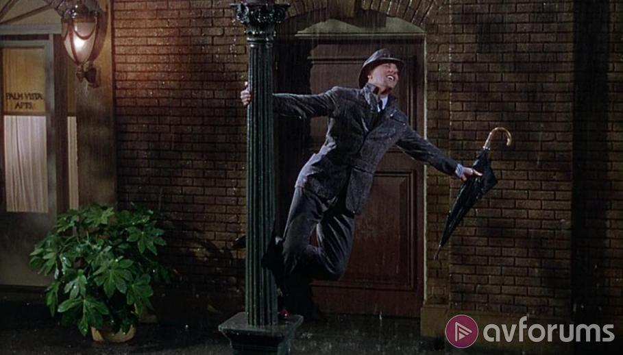 Singin' in the Rain Blu-ray Review