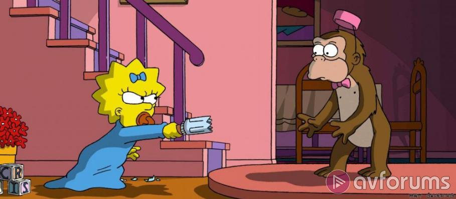 The Simpsons Movie Blu-ray Review