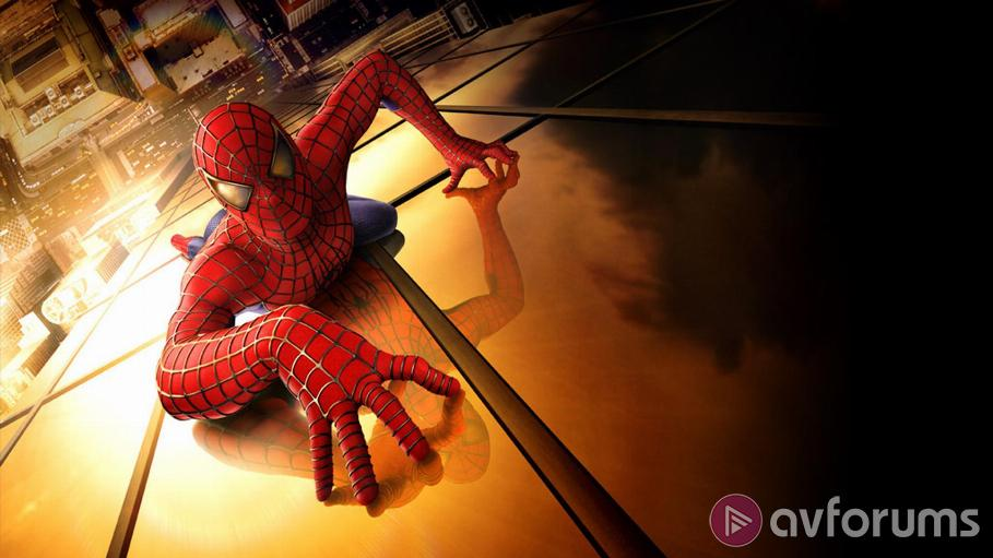 Spider-Man Ultra HD Blu-ray Review