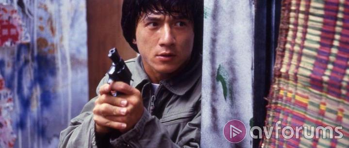 Police Story Police Story Blu-ray Picture