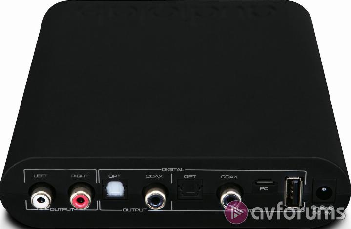 Audiolab M-DAC Mini Specifications
