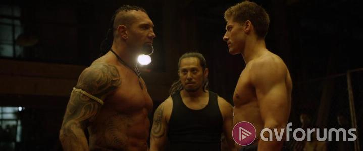 Kickboxer: Vengeance Sound Quality