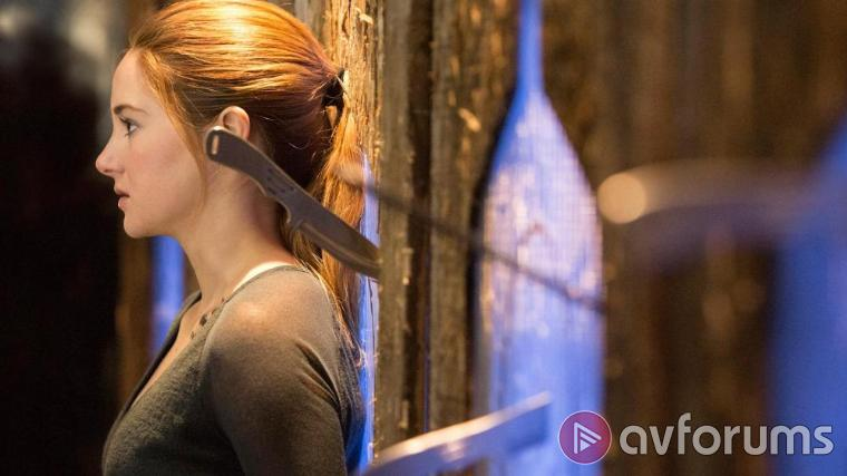 Divergent What is Divergent Blu-ray Picture Quality